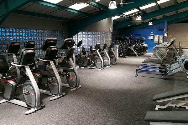 Fitness and Gyms in Paisley