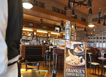 Frankie and Benny's in Paisley