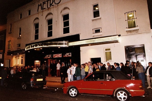 Night Clubs in Paisley