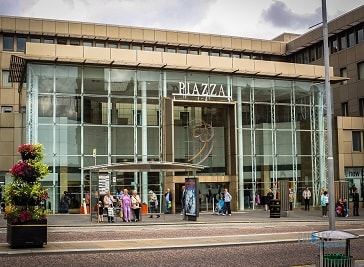 Piazza Shopping Centre in Paisley