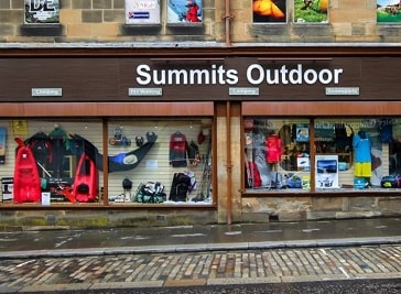 Summits Outdoor in Paisley