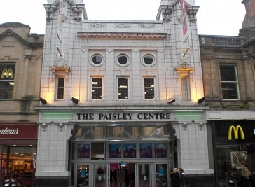 The Paisley Shopping Centre