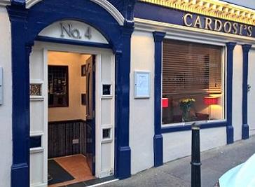 Cardosi's Italian Restaurant in Paisley