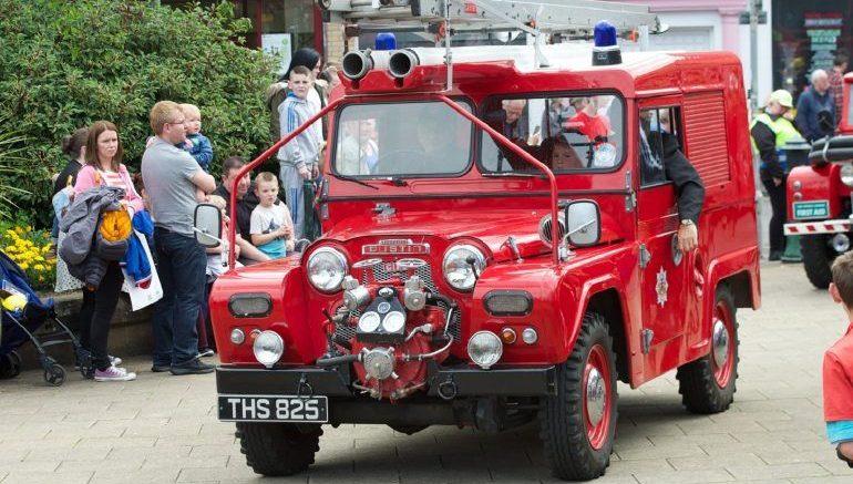 Johnstone Fire Engine Rally