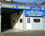 Singh's Garage