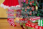 Renfrewshire Helping Those In Need